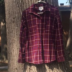 Old Navy button up long sleeve shirt